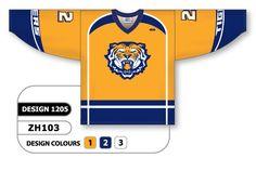 f85b8a89c Custom Sublimated Hockey Jersey Design 1205
