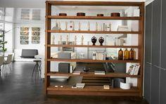 die besten 25 raumteiler offenes regal ideen auf pinterest b cher ber wohnungseinrichtung. Black Bedroom Furniture Sets. Home Design Ideas