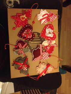 Send handmade Christmas gifts to your beloved ones, make them feel that you are around them. Even if you are apart these holidays...