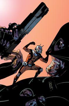 Jason Pearson - Ant Man