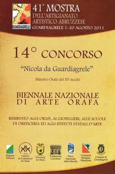 14° concorso Abruzzo - Mostra di Guardiagrele - Anno 2011