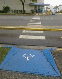 This crosswalk: | 19 Things That Will NOT End Well