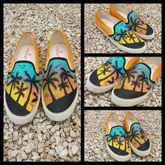 My art #shoes  #pencil #draw #art #sunset