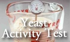 """Yeast & Baking Lessons -Yeast Types & Usage Instant Yeast, also known as """"fast-rising"""" or """"fast-acting"""" dry yeast, can shorten the rising time in traditional baking by as much as Instant Yeast, White Bread, Dry Yeast, Helpful Hints, Shelf Life, Cooking, Baking Ingredients, Recipes, Giraffe Room"""