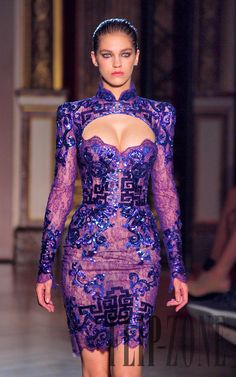 Zuhair Murad First pictures, A-I 2011-2012 - Alta moda - http://it.flip-zone.com/fashion/couture-1/fashion-houses/zuhair-murad-2286