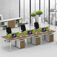 computer screen eye protection 6 people person office desks