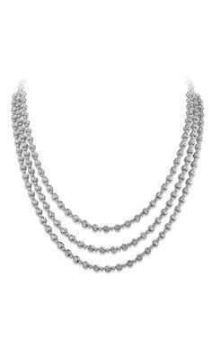#liali #jewellery #threeline #necklace #diamond #whitegold #dubai #festive #fashion