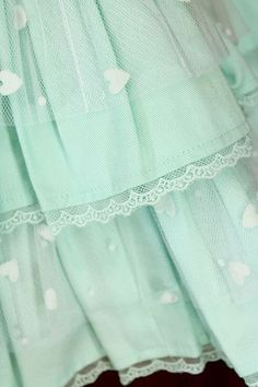 Mint green, a lovely color. I believe this is a curtain. Mint green, a lovely color. I believe this is a curtain.