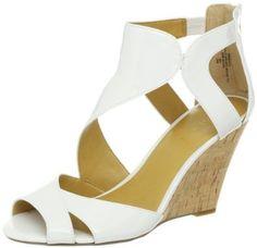 Nine West Women's Missfitz Wedge Sandal