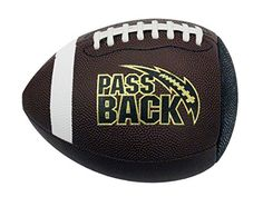 Passback Sports Junior Composite Passback Football (Ages ...