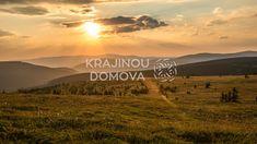 KRAJINOU DOMOVA timelapse 4K Czech Republic, Mountains, Sunset, Film, Travel, Outdoor, Youtube, Outdoors, Movies
