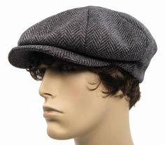 There are many different types of #hats and #caps, you need to know which hat type suits which type of face. However, the #newsboy_cap is one of those which are apt for any face type.