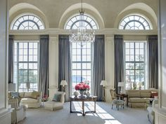 12 Traditional Rooms by Suzanne Kasler Interiors | Architectural Digest
