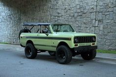Old cars photography sexy 22 ideas for 2019 International Scout Ii, International Harvester Truck, Custom Pickup Trucks, Classic Pickup Trucks, Scout For Sale, Off Road Camper Trailer, Disney Cars Birthday, Car Accessories For Girls, Old Trucks