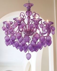 Gawdy cool...this is awesome.  I can see this as the colour in a mono bedroom.  Looks like flowers.