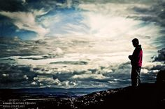 Thinking about tomorrow | Pensamientos sobre mañana August 2010. Arthur Seat (Ediburgh - Scotland).