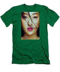 Men's T-Shirt (Slim Fit) - Oriental Expression 0701
