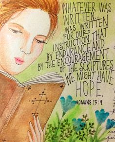 All Scripture is God-breathed and is useful for teaching, rebuking, correcting and training in righteousness, so that the servant of God may be thoroughly equipped for every good work.2 Timothy 3:16-17