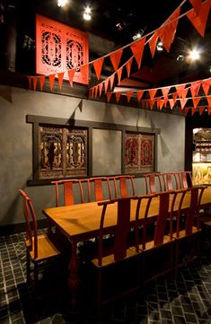 Australian - New Shanghai Chinese Restaurant - By Giant Design Consultants