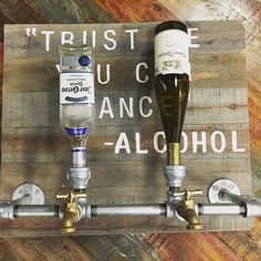 Trust us you can dance! And we can't wait for this new bar tap project to be available to make at Pinspiration!!! COMING SOON:: #bartap #diy #pinterest #pinspiration #wedding #wine #beer #liquordispenser #wood #beveragedispenser #newproject #comingsoon