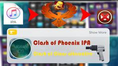 Cómo instalar Clash of Phoenix (Mod de Clash of Clans) en iOS 10.X.X – sin Jailbreak