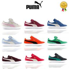 1ccadba6f14b NEW Mens Womens Puma Suede Classic Trainers - FREE   FAST SHIPPING. Classic  Sneakers ...