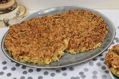 Groente koek - Monique van der Vloed Macaroni And Cheese, Ethnic Recipes, Van, Food, Mac And Cheese, Essen, Meals, Vans, Yemek