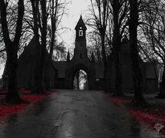 Gothic landscape