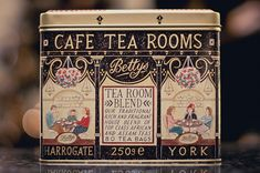 elixor: Bettys Tea Room blend by MMortAH on Flickr.