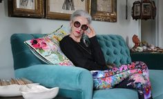 Linda Rodin on Aging, Eating & the Mascara She's Used Since She Was a Teen