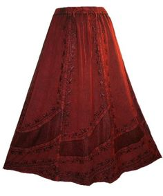 #703 Dancing Gypsy Medieval Renaissance Costume Skirt (L/XL, Red / Burgundy) Agan Traders,http://www.amazon.com/dp/B00D18LA8Y/ref=cm_sw_r_pi_dp_aScisb0FRQEV961M