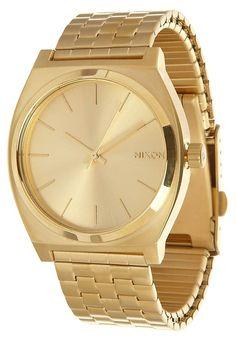 Nixon TIME TELLER - Orologio - goldfarben a € 100,00 (15/12/15) Ordina senza spese di spedizione su Zalando.it