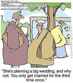 Third Wedding Humor