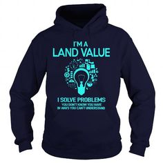 Awesome Tee  Land Value T shirt