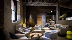 The Instagram lobby at Ovolo 1888 Darling Harbour, Sydney