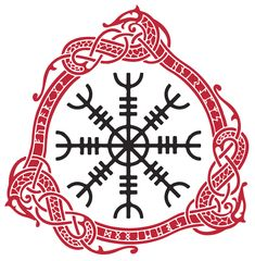 With the nomadic lives and the deeply-ingrained religious belief, the Vikings always wished for protection from their Gods. Possibly, this gave birth to many Viking Protection Symbols. Here is a list of awesome Viking Protection Symbols. Norse Runes, Rune Viking, Viking Shield, Viking Art, Norse Mythology, Viking Battle, Nordic Symbols, Celtic Symbols, Celtic Art