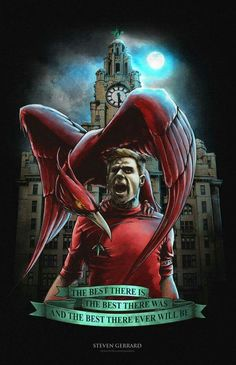 Stevie G #Liverpool
