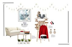 """""""BoHo Comfort"""" by lunarvalkyrie on Polyvore featuring PERIGOT, Prada, Nicholas Kirkwood, Normann Copenhagen, Barclay Butera, Hickory Chair Furniture, The Cellar, Gucci and Miguel Ases"""