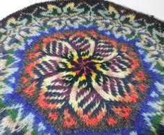 Left over balls of yarn | Hazel Tindall