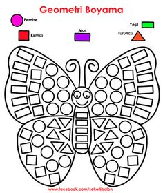 Figuras Geométricas en formas de dibujos Dyslexia Activities, Educational Activities, Learning Activities, Teaching Resources, Play Based Learning, Kids Learning, Preschool Worksheets, Preschool Activities, Teaching Shapes