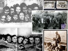Fake Nanking Massacre!...these images/postcards of executed bandits were very popular and sold to tourists and Japanese soldiers stationed in China as souvenirs. Later, they would have their captions cropped and used for fake Nanking Massacre propaganda purposes. More Chinese chop-chop!