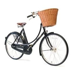 Shop the latest Pashley Princess Classic Womens Bike - Black online with Halfords UK. Click and collect available on all orders to any Halfords store. Bici Retro, Velo Retro, Pashley Bike, Second Hand Bicycles, Bicycle Lights, Bike Seat, En Stock, Classic Bikes, Bike Accessories