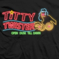 TITTY TWISTER T