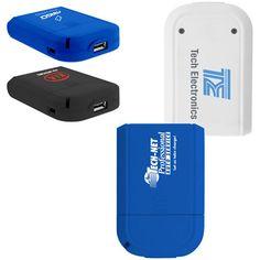 Slayden Battery USB Charger   Logo Computer Accessories   3.15 Ea.