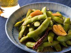 ピリリと山椒の辛み、にんにくのコクが効いている!