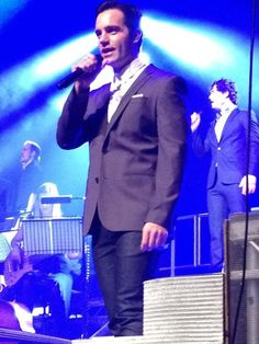 ramin karimloo, actually saw him sing live!!! <3