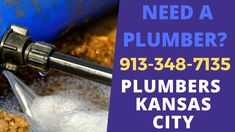 Plumbing problems? 24 Hour Emergency Plumbing Service.  It might be your water heater, kitchen leak, bathroom leak, foundation leak issues, disposal, toilet overflow or any other emergency situation Kansas City Plumbers make sure your problem does not become a costly catastrophe. We are committed to exceptional customer service and are available when you need us most. Call us today 913-348-7135.  #plumbers #plumbing #plumbersnearme #louisville #kansascity #toilet #waterleak #hotwaterheater…