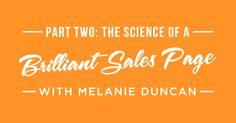 When it comes to creating sales pages, does it ever make you feel like you are back in school muddling through your worst subject (for me, math!)? Today we are back in class, but lucky for me, I've got the teacher of the year (and also my dear friend) Melanie Duncan leading the way. Today, ... Click to Read More
