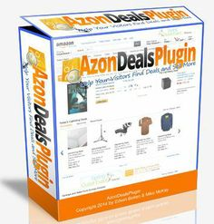 Azon Deals Plugin – Top Plugin Enable You to Display The Amazon Deals on Your Site on Autopilot in Minutes