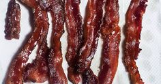 The Truth Behind This Week's Bacon Shortage News #angelsfoodparadise